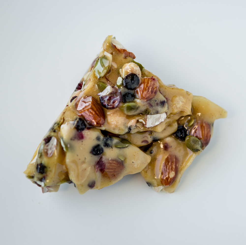 Fruit & Nut Brittle